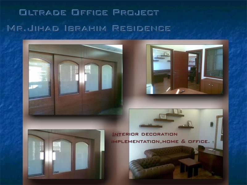 Oltrade & Jihad Residence